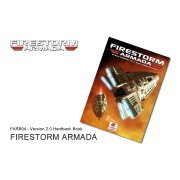 Firestorm Armada 2.0 Hardback Rulebook-Damaged