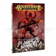 Age of Sigmar : Battletome - Blades of Khorne VF (Souple)