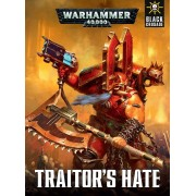 W40K : Black Crusade - Traitor's Hate VF (Rigide)-Occasion