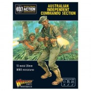 Bolt Action - Australian Independent Commando squad