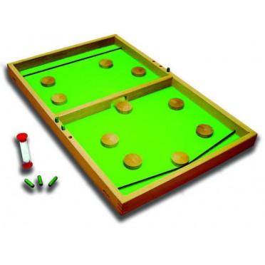 Passe Trappe - Table à élastique - Grand Modèle
