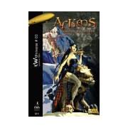 Arkeos 03 - Les Cendres du Dragon