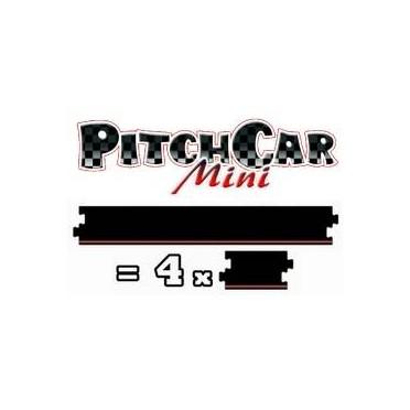PitchCar Mini : Longue Droite x 2