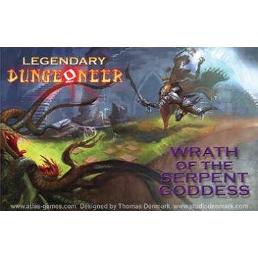Epic Dungeoneer - Wrath of the Serpent Goddess