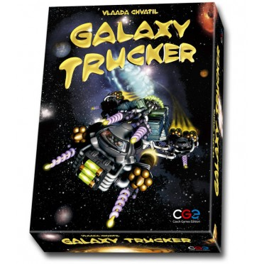 Galaxy Trucker (Anglais)