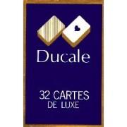 32 Cartes Ducale Bleu