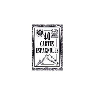 Jeu de Cartes Espagnoles (Etui Carton)