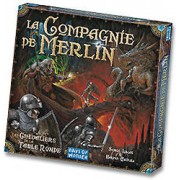 Chevaliers de la Table Ronde (Les) - La Compagnie de Merlin