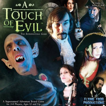 Touch of Evil - The Supernatural Game