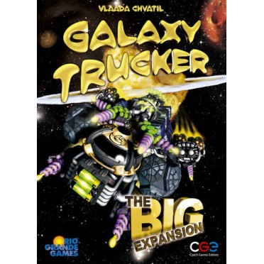 Galaxy Trucker - The Big Expansion