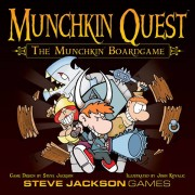 Munchkin Quest the boardgame