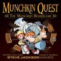 Munchkin Quest the boardgame 0