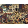 Jeux d'enfant - Bruegel 150 pièces 1