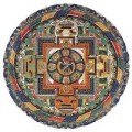 Mandala de Vajrabhairava - Art Tibétains 150 pièces 0