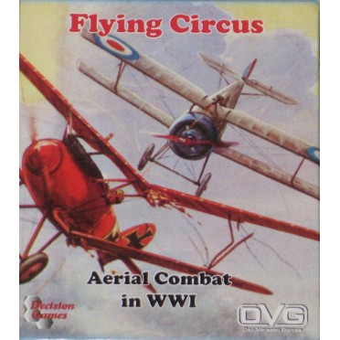 Flying Circus: Aerial Combat in WWI
