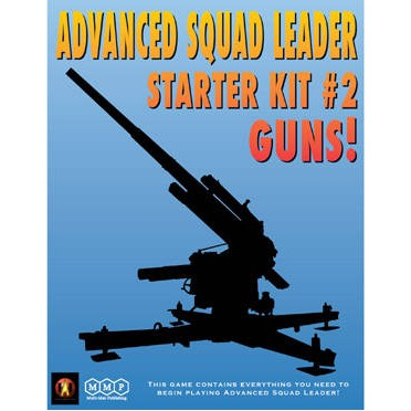 ASL - Starter Kit 2 Guns !