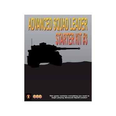 ASL - Starter Kit 3 Tanks !