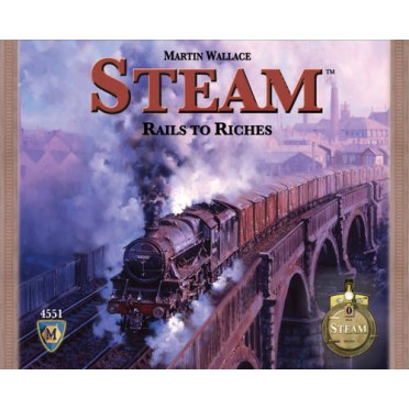 Steam - Rail to riches