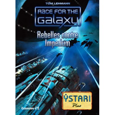 Race for the Galaxy - Rebelles vs Imperium