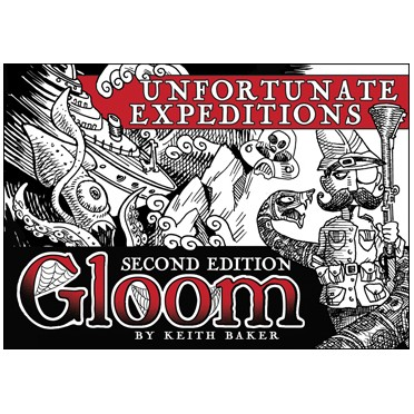 Gloom - Unfortunate Expeditions 2nd Edition