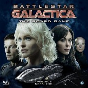 Battlestar Galactica - Pegasus Expansion
