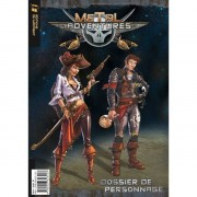 Metal Adventures - Dossier de perso
