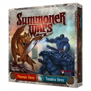 Summoner Wars - Phoenix Elves vs Tundra Orcs