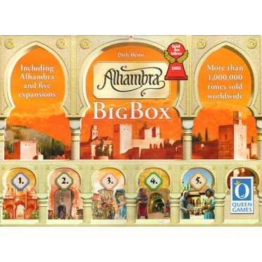 Alhambra - Big Box (Anglais)