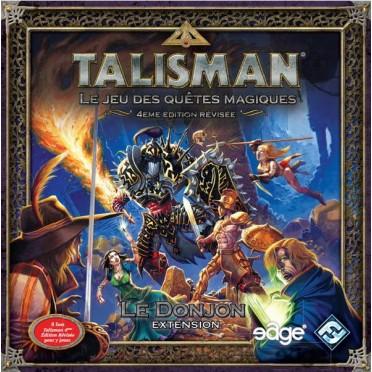 Talisman - Le Donjon
