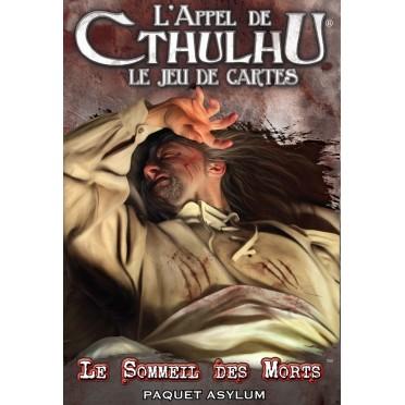 Appel de Cthulhu JCE - Le Sommeil des Morts