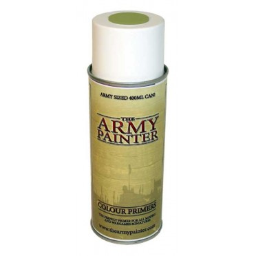 Sous Couche Army Green (Verte)