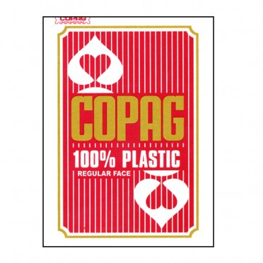 Copag Regular Rouge