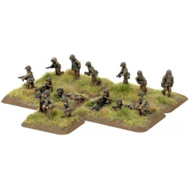 Machine-Gun Platoon US