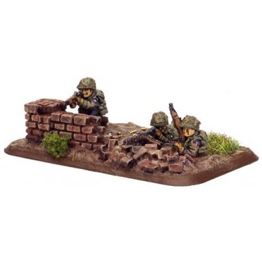 Parachute Machine-gun Platoon