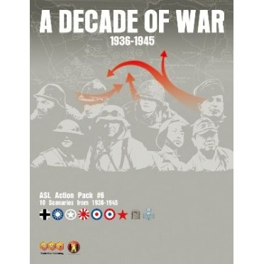 ASL - Action Pack 6 - Decade of War