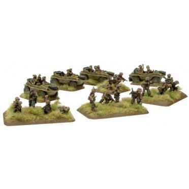 SS Scout / Tank Hunter Platoon