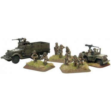 Armoured Rifle Platoon HQ