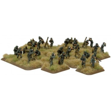 Heavy Mortar Platoon (12cm)