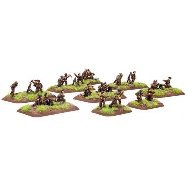 Commando Weapons Platoon