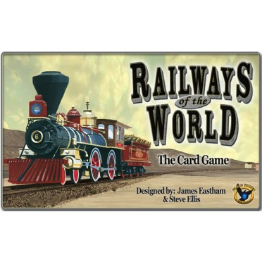 Railways of the World - The card game