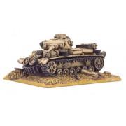 Destroyed Panzer III L