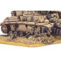 Destroyed Panzer III L 6