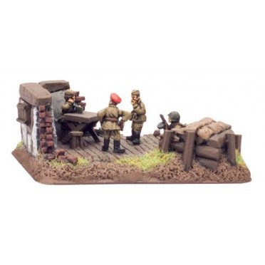 Soviet HQ Objective