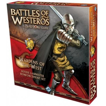 Battles of Westeros - Wardens of the west
