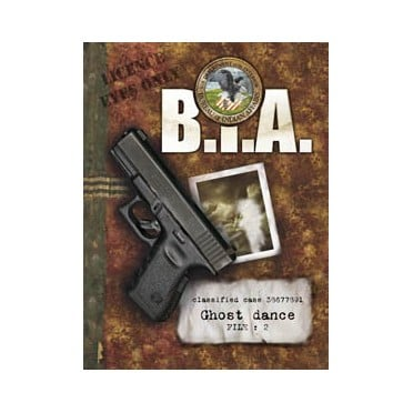 BIA (Bureau des Affaires Indiennes) - Ghost Dance