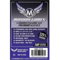 Standard Usa Premium Card Sleeves - 56x87mm - 50p 0