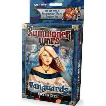 Summoner Wars - Vanguards Faction Deck