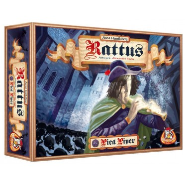 Rattus Extension - Pied Piper