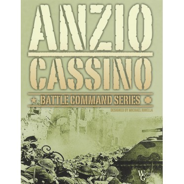 Anzio-Cassino Battle Command Series