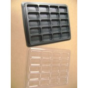 Plastic Counter Tray (plaquette de rangement de pions)